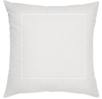 Фото велюровой подушки с вышивкой