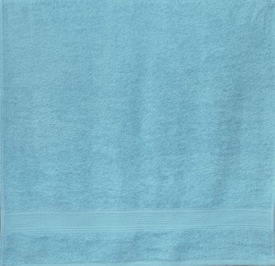 Махровое полотенце с вышивкой маленькое